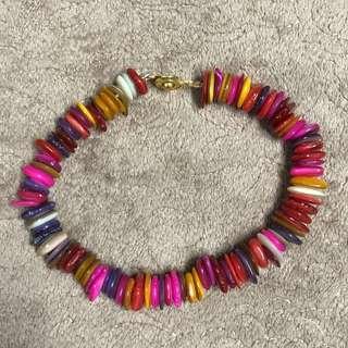 Queen of Pearl Saucer Bracelet