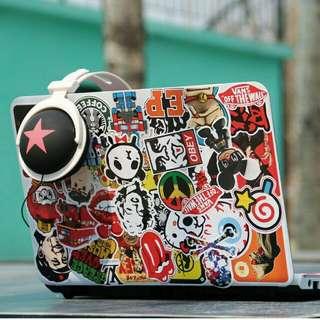 Sticker Bomb Set Luggage Laptop Skateboard Vinyl Decal BATCH 1