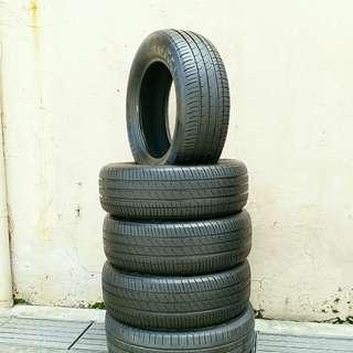 Used 225/65 R17 Membat (4pcs) 🙋♂️