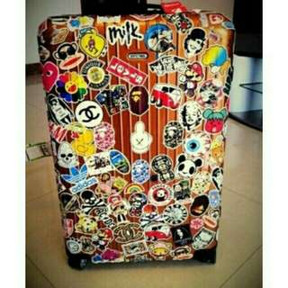 Sticker Bomb Set Luggage Laptop Skateboard Vinyl Decal BATCH 2