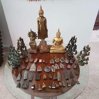 Buddha, Phra Bucha, Thai Amulets