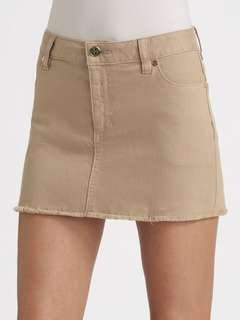 BNIP Zalora Brown Mini Skirt