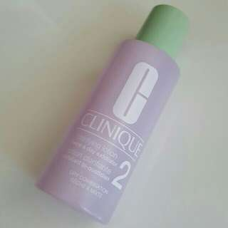 Brand New Clinique Clarifying Lotion