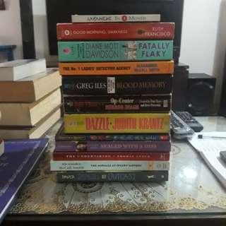 12 BOOKS TAKE ALL