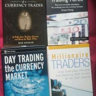 Online trading books