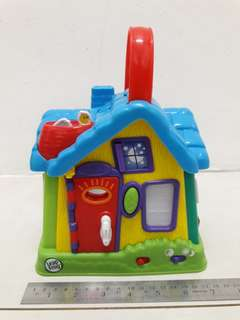 Leapfrog Fun Learning House