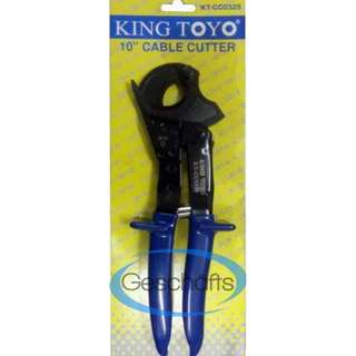 King Toyo Cable Cutter 10""