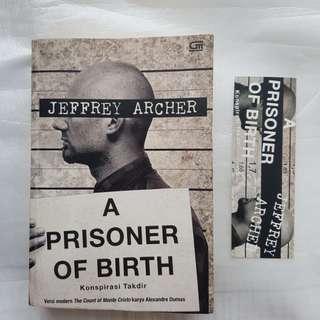 Novel A Prisoner of Birth