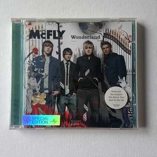 McFLY / Wonderland (Special Edition) 歐美 CD