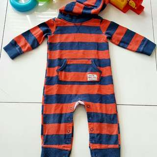 Carters romper all.over