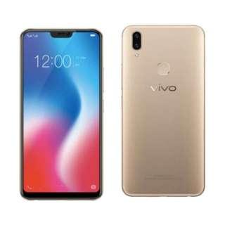 Vivo V9 4/64GB - Gold Kredit in Aja yuk Proses 3 Menit