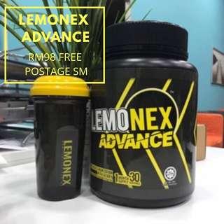 Lemonex Advance Free Shaker