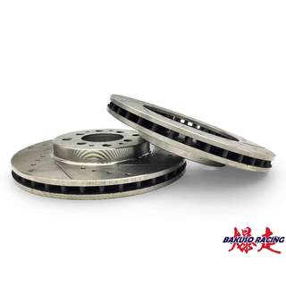 RSS Sport Brake Disc Rotor TOYOTA ESTIMA ALPHARD