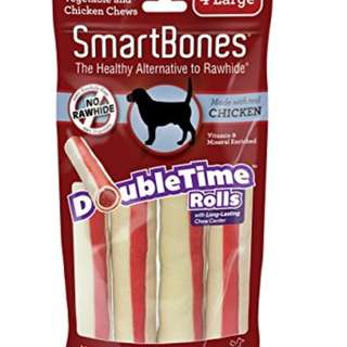 SmartBones Double Time Chicken Large (4 pcs)