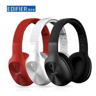 Edifier/漫步者 W800BT無線藍芽耳機音樂電腦手機頭戴式運動耳麥