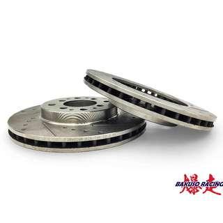 RSS Sport Brake Disc Rotor TOYOTA VIOS