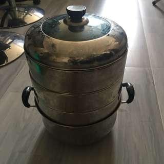 蒸鍋不鏽鋼