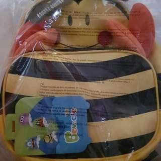 BRAND NEW cute kids bee backpack