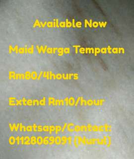 Cleaning Service Murah Puchong