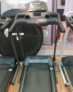 Treadmill Richter Elite S( Kredit )