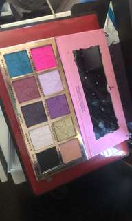 Jeffree Star pallet