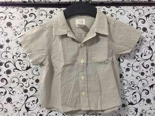 Baby Gap Short Sleeve Polo