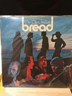 Vinyl / Piringan Hitam Bread - On The Waters