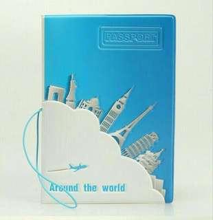 3D PASSPORT COVER