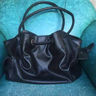 Leather Bag from Japan
