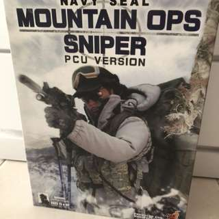 Navy Seal Mountain OPS Snipper PCU version