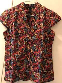 Women's tops and jeans