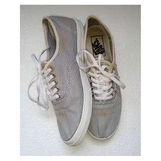 Vans Authentic Lo Pro woven stripe size 4 / 35