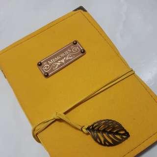 Memories Notebook