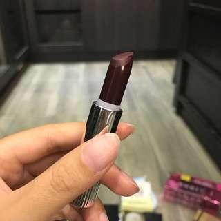 estee edit 紅粽色唇膏