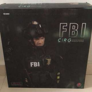 FBI - Critical Incident Response Grp