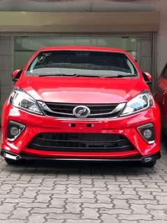 Perodua Myvi 1.5 advance (A)