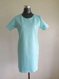 Pastel Shift Dress