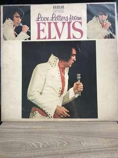 Vinyl / Piringan Hitam Elvis Presley - Love Letters From Elvis