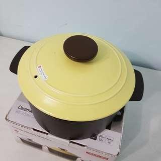 20cm陶鍋