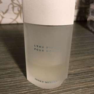 100%真品 Issey miyake 香水 125ml