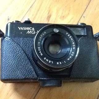 日本Yashica相機