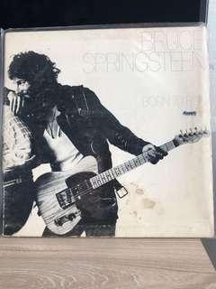 Vinyl / Piringan Hitam Bruce Springsteen - Born to Run