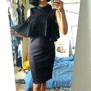 Dress hitam // dress black