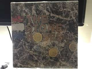 Vinyl / Piringan Hitam The Stone Roses - The Stone Roses (Pink Marbled Vinyl)
