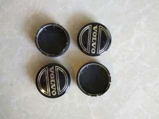Original Volvo wheel Cap (Black)