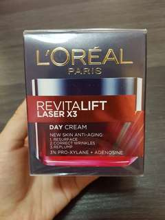 L'Oréal Paris Revitalift Laser X3 Day Cream