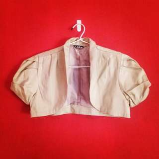 Crop Outer by Chole