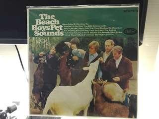 Vinyl / Piringan Hitam The Beach Boys - Pet Sound