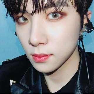 【Korea Buying Service 4/20-29】JBJ Donghan Olens Original Russian Velvet Gray Contact Lens