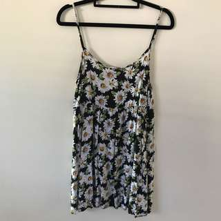 American Apparel babydoll dress S/XS
